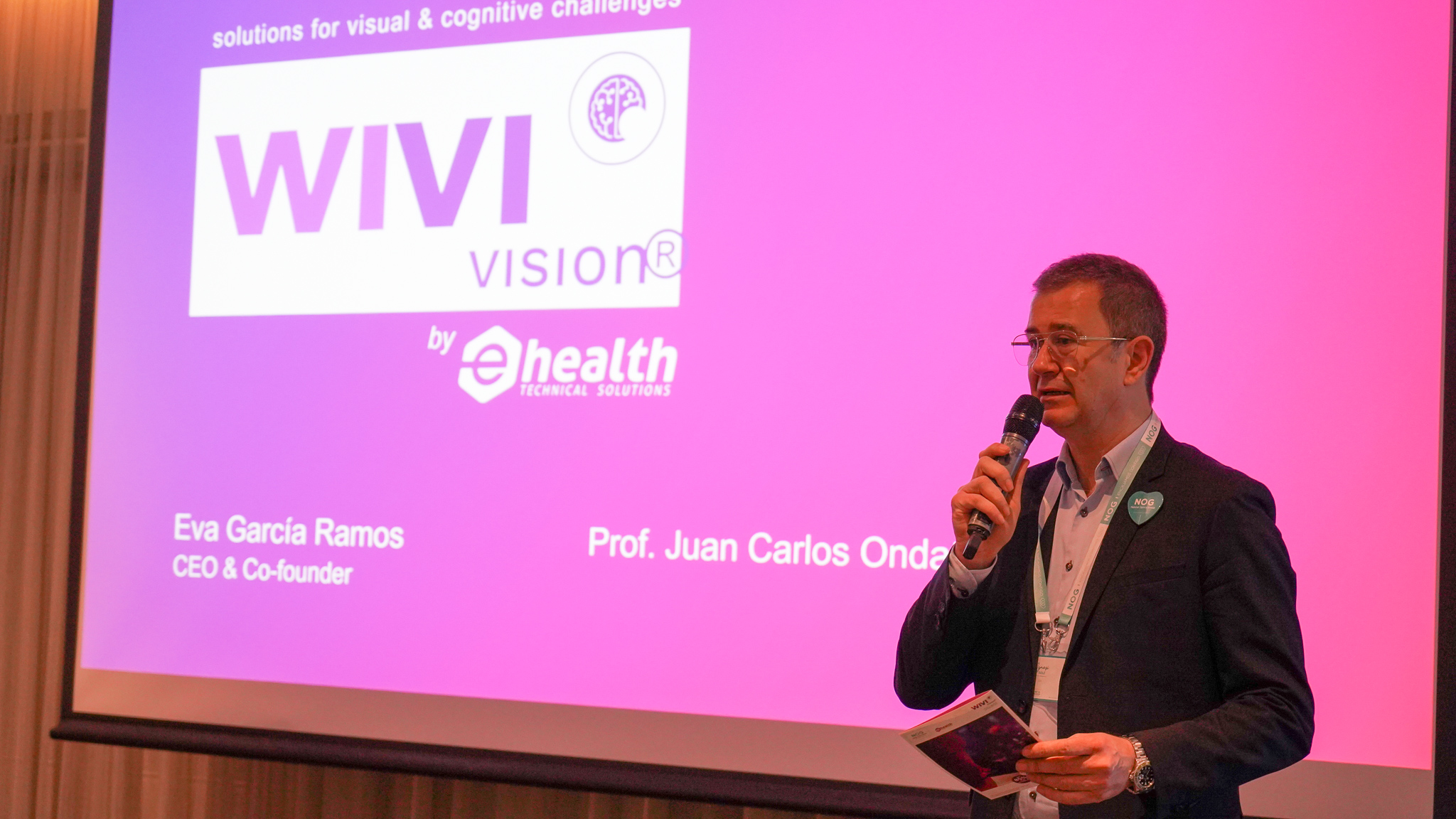 Natural Optics Group une fuerzas con WIVI VISION para el lanzamiento mundial de su software
